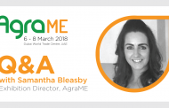 AgraME - Q&A with Samantha Bleasby
