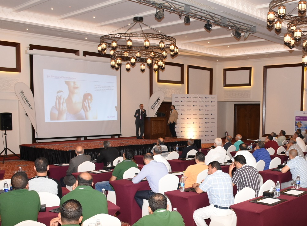Evonik Animal Nutrition Holds first Distributor Seminar Egypt