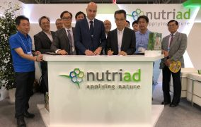 NUTRIAD STARTS DISTRIBUTION IN JAPAN