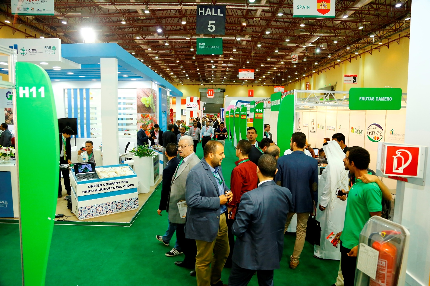 MAC Fruit Attraction announces its third edition in Cairo