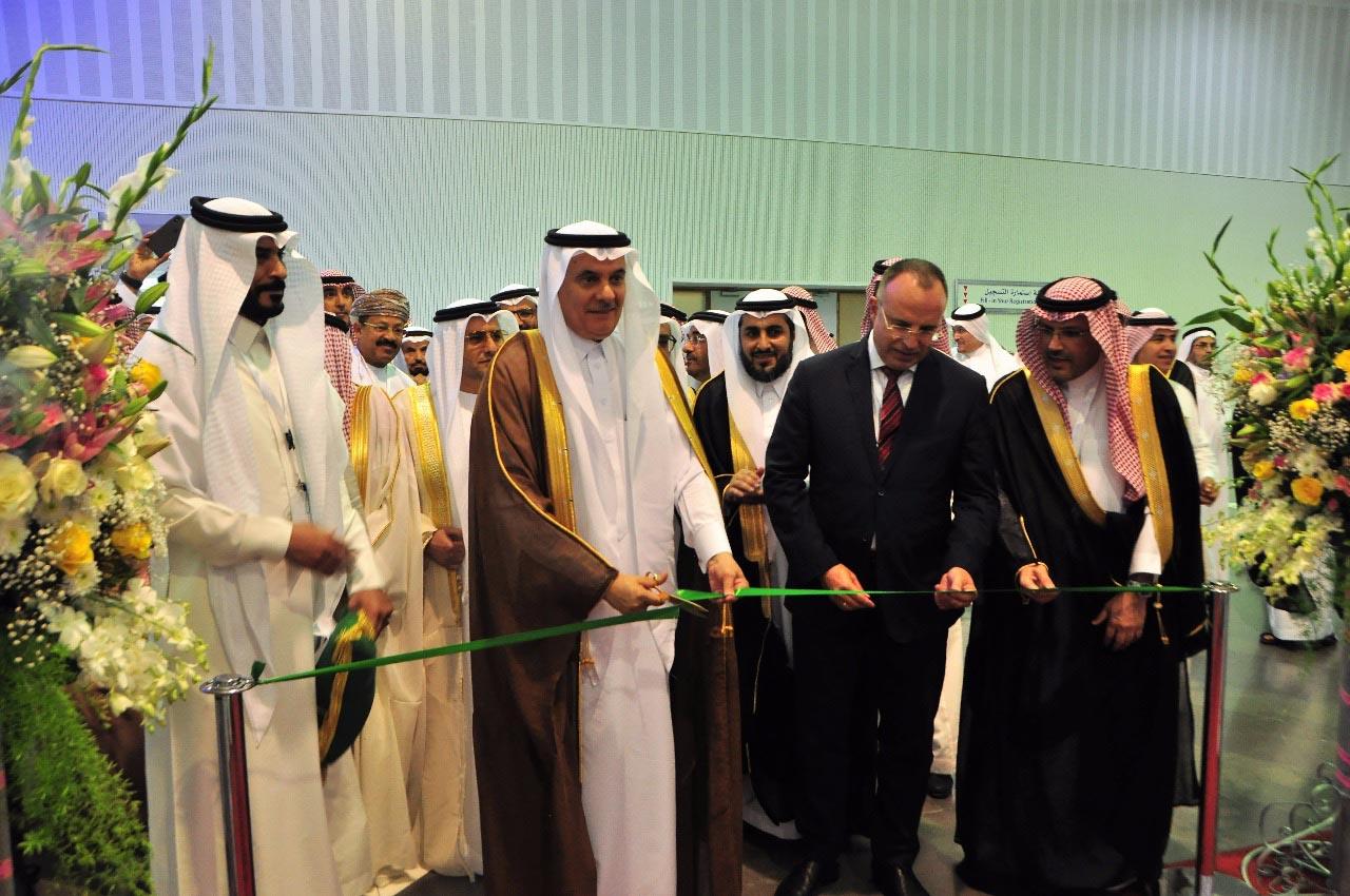 Saudi Minister of Agriculture inaugurates 'Saudi Agriculture Exhibition 2018'