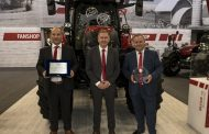 Case IH Maxxum 145 Multicontroller awarded Tractor of the Year and Best Design title for 2019