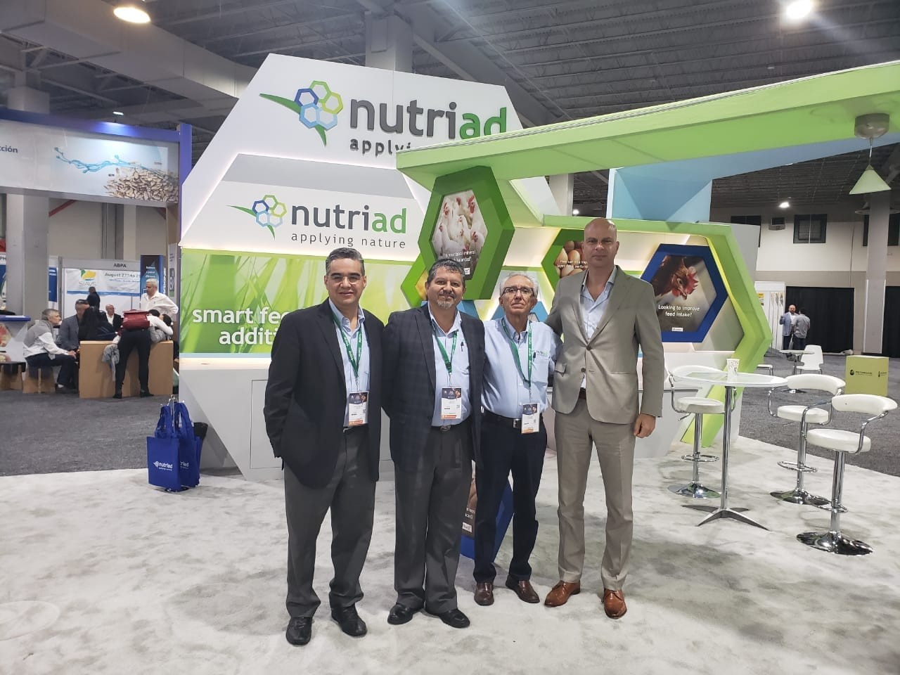 NUTRIAD PREMIUM SPONSOR OF 1ST LATIN AMERICAN POULTRY NUTRITION CONFERENCE