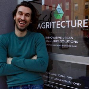 Farming for the future: A Q&A with Henry Gordon-Smith