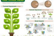 Foliar Fertilizer Market Witnessing Increasing Penetration of Nitrogen-based Variants; Global Demand to Surpass 3 Million Metric Tons by 2028