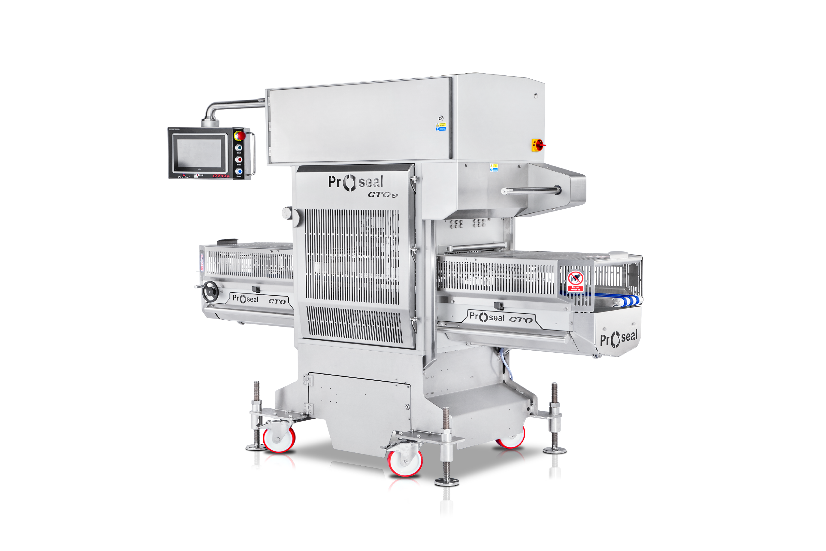 EFFICIENT TRAY SEALING SOLUTIONS ON DISPLAY