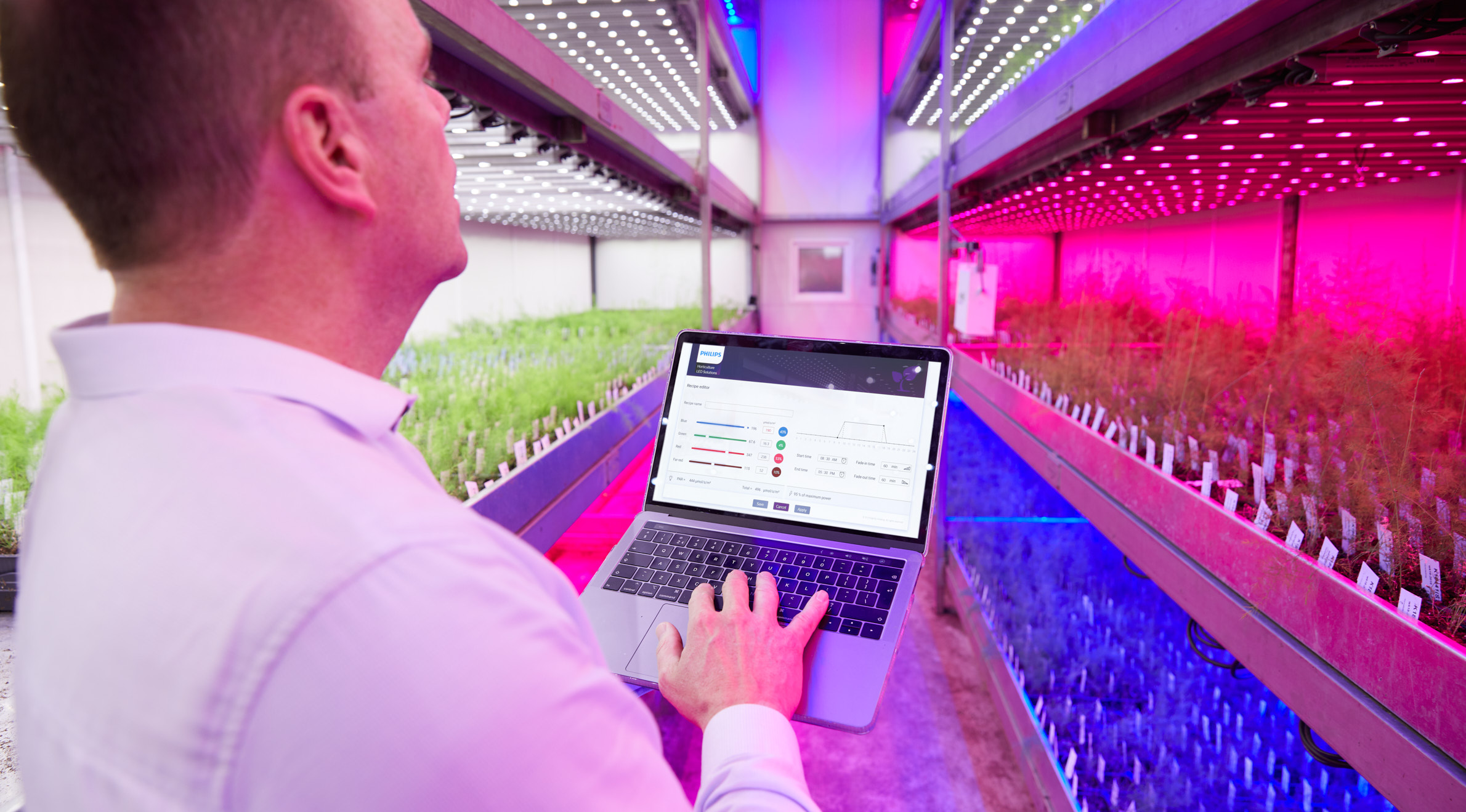 Seed innovator Bejo Zaden and Signify team up to accelerate breeding of more seed varieties with Philips GreenPower LED lighting