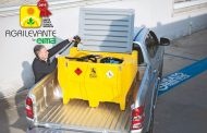 """CARRYTANK® PICK-UP BY EMILIANA SERBATOI AWARDED FOR THE COMPETITION """"TECHNICAL INNOVATIONS AGRILEVANTE BY EIMA"""": PRIZE FOR THE MODEL 400+50 FOR DIESEL & ADBLUE®"""