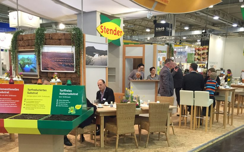 STENDER OFFERS PEAT AND SUBSTRATES