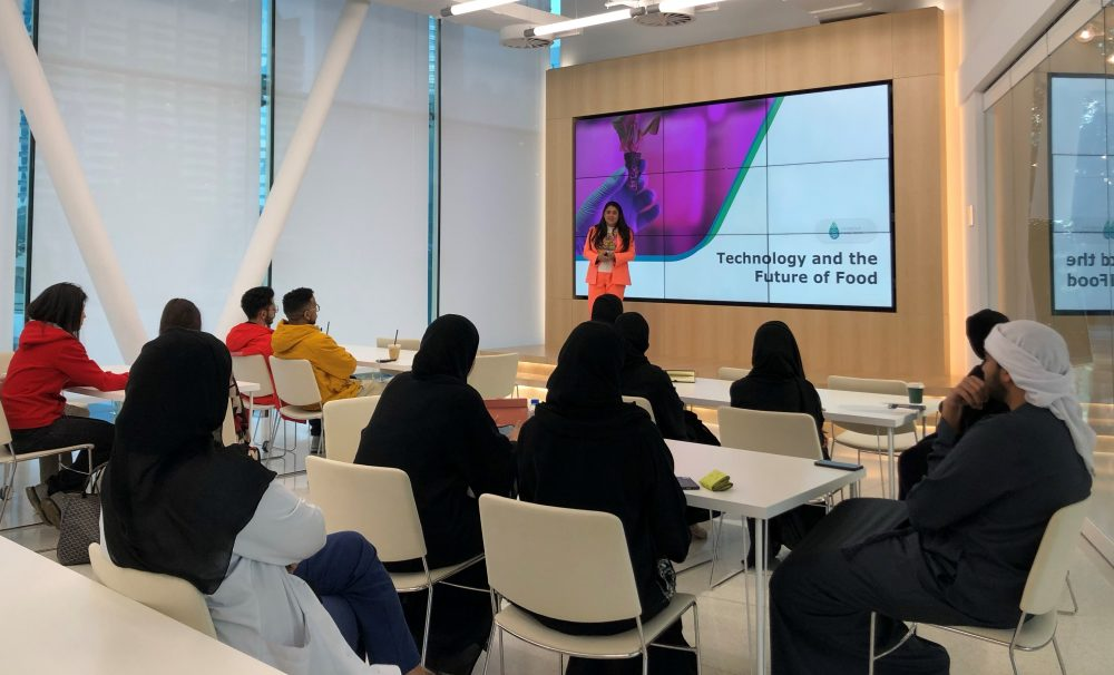MADAR FARMS HELPING INSPIRE UAE'S YOUTH WITH HANDS-ON LEARNING EXPERIENCE OF FOOD SUSTAINABILITY