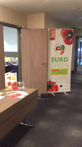 EUROGREEN- European project for the promotion of fresh vegetables