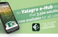 With Valagro e-Hub, over 3,500 solutions for crop needs are now just a click away