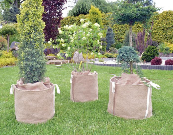 Polish Planter Bags