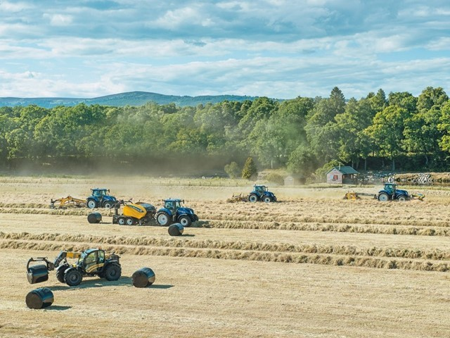 New Holland Agriculture celebrates 125 years of history