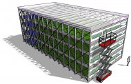 Urban Farming Partners Singapore Awarded Funding To Build State-Of-The -Art Dutch Technology Indoor Farm in Singapore