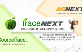 TraceNext SourceTrace and AgNext come together to create Food-Safety and Fair-Trade platform for Agriculture and Food Businesses