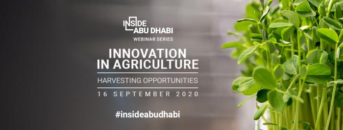ADIO's 'Inside Abu Dhabi' webinar series to spotlight investor opportunities across key sectors of the capital's economy