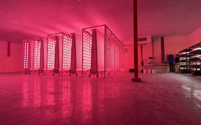 Urban Fresh Farms launches new ZipGrow facility in Dubai