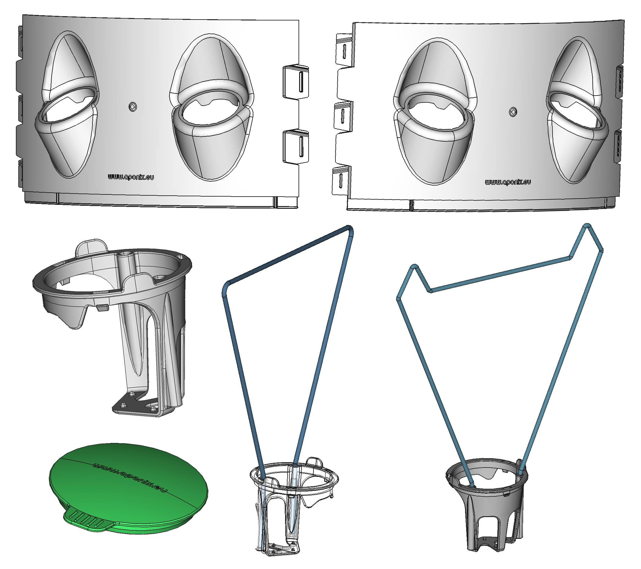 aponix-V3-pieces-overview