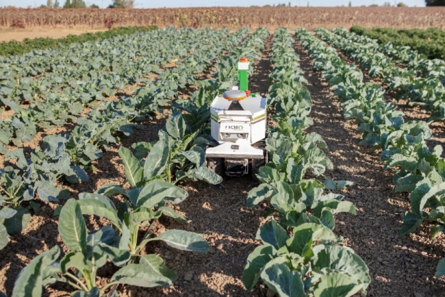 Naïo Technologies and VARTA join forces to  revolutionize agricultural robotics solutions